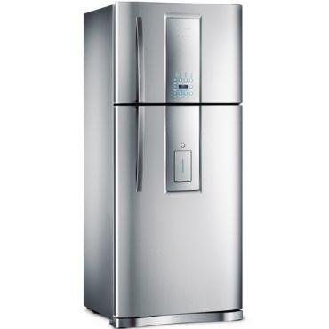 Refrigerador geladeira electrolux infinity frost free 2 for Geladeira 2 portas inox